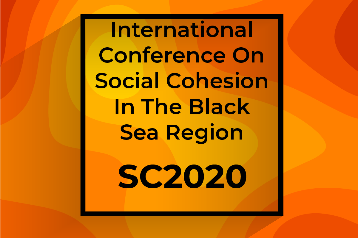 International Conference On Social Cohesion In The Black Sea Region